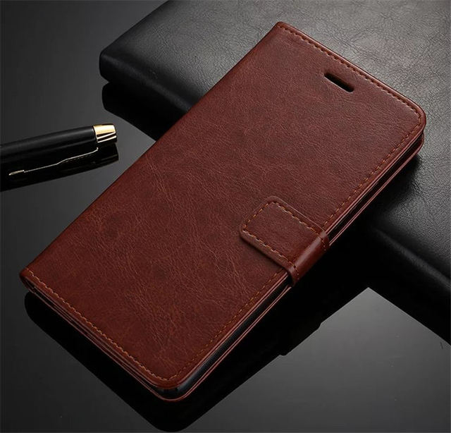 pretty nice b1ce5 22251 US $3.78 10% OFF|Xiaomi Redmi 4 Pro Case Red mi4 Pro Cover Wallet PU  Leather Back Cover Phone Case For Xiaomi Red Mi 4 Pro Flip Protective  Case-in ...