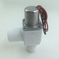Pilot Pulse magnetventil Puls elektromagnetische ventil DC 3 6-6 5 V 0 02-1 0 MPa DN15 für Induktion sanitär ware bad Urinale