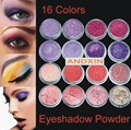 BEMLP 16 Mix Color Eyeshadow Eye Powder Cosmetics Makeup Salon Artist Set,ID-EyeshadowPowder02