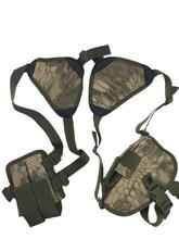 Adjustable Shoulder Holster Fits Most Beretta Pistol Gun Military Tactical Cross Draw Hand Gun Shoulder Holster Bag Pouch