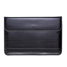 LENTION New Leather Notebook laptop Sleeve Case Bag For MacBook Pro/Air 13″ Color:Black Size:For 13.3inch