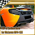 New Car Styling For McLaren MP4-12C Revo Style Carbon Fiber Rear Diffuser