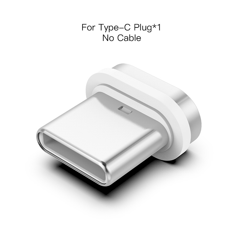 PZOZ 5A Магнитный кабель usb type c Micro usb Тип C супер быстрая зарядка телефона Microusb Тип-C магнит Зарядное устройство usb c для iphone 11 pro huawei xiaomi магнитная зарядка для айфона шнур для зарядки телефона - Цвет: For Type C Plug
