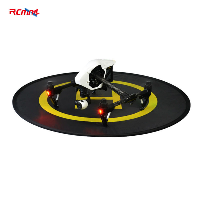 PGYTECH Portable 110cm Landing Pad Drone Parking Apron for Mavic Pro/ Mavic 2, For DJI Phantom 3 /4 RC Quadcopters DR1810B for dji mavic pro platinum portable foldable landing pad 55cm for dji mavic air pro phantom 4 pro drone accessories fpv racing