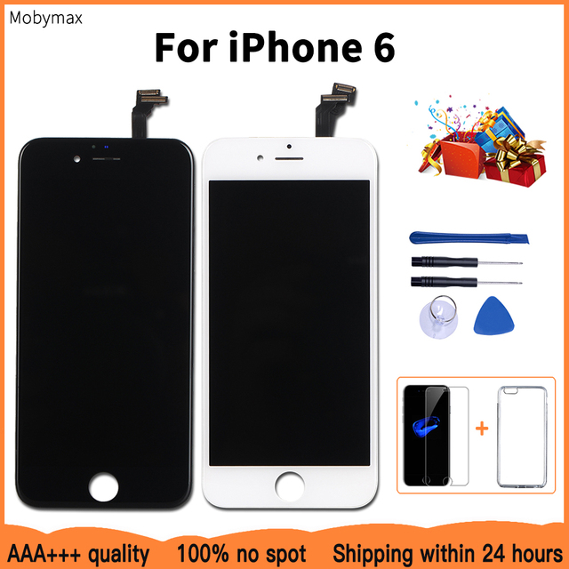 AAA+++LCD Display For iPhone Touch Screen Replacement  1