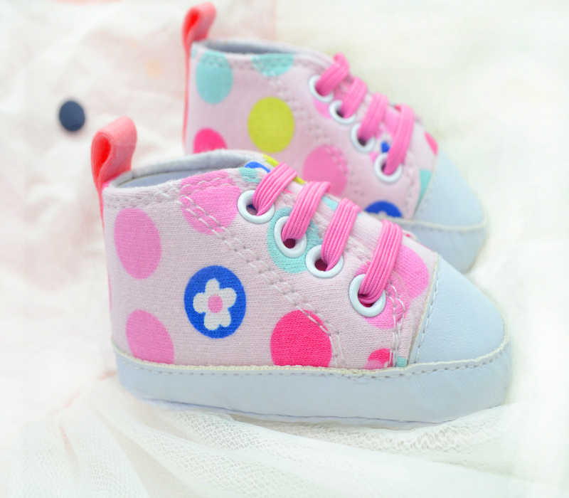 new baby shoes branded first walkers