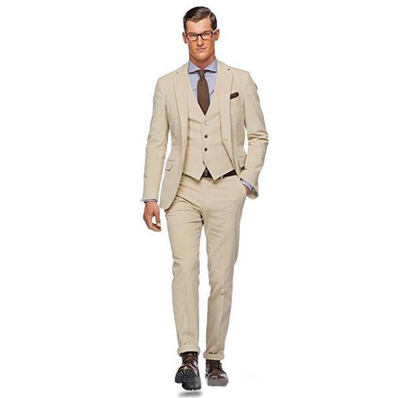 Online Get Cheap Men Beige Suit -Aliexpress.com | Alibaba Group