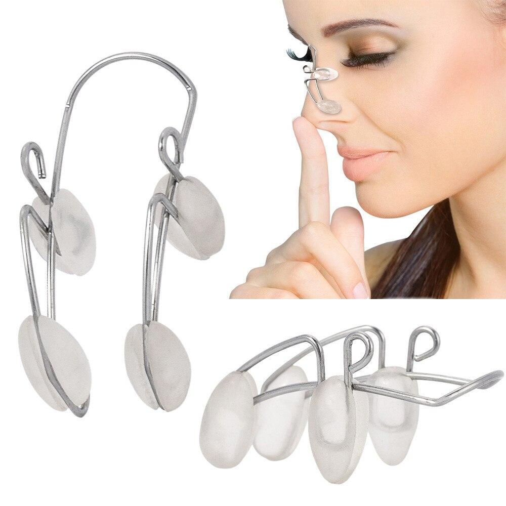 Clip de silicona para moldear la nariz, para levantar la forma de la nariz, herramienta de belleza para el trabajo, rinoplastia G524