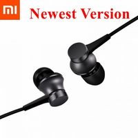 New Original Xiaomi Piston 3 Fresh Youth Version Earphone In-Ear 3.5mm Colorful Earphone With Mic Earphones For Mi Smartphone