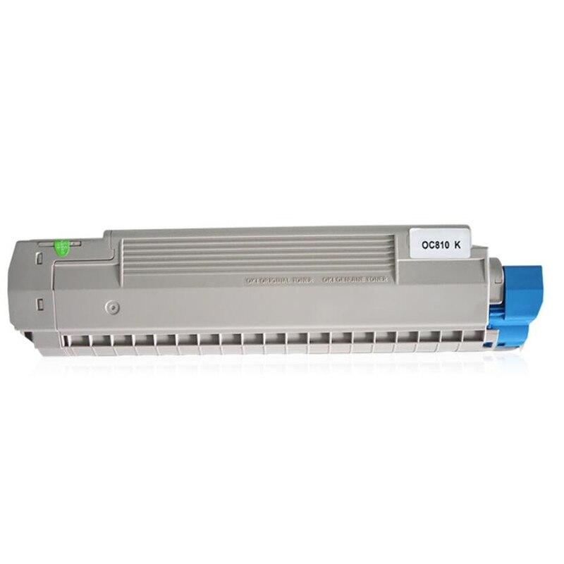 1pcs Black Toner Compatible Toner Cartridge For OKI C810 C830 C 810 830 printer1pcs Black Toner Compatible Toner Cartridge For OKI C810 C830 C 810 830 printer