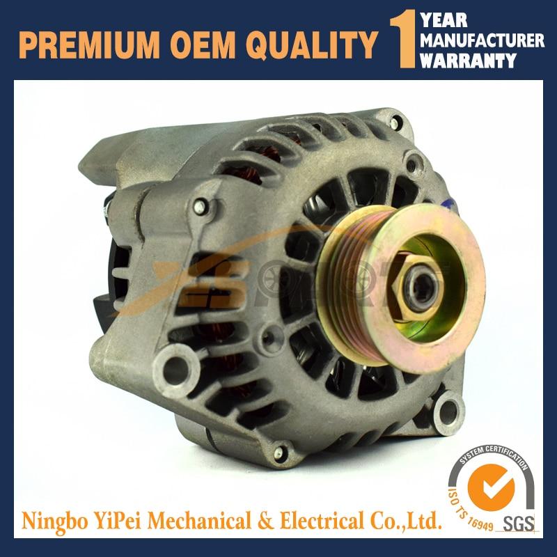 10463652, 10463940, 10480167 nuevo alternador para Chevrolet V6 V8