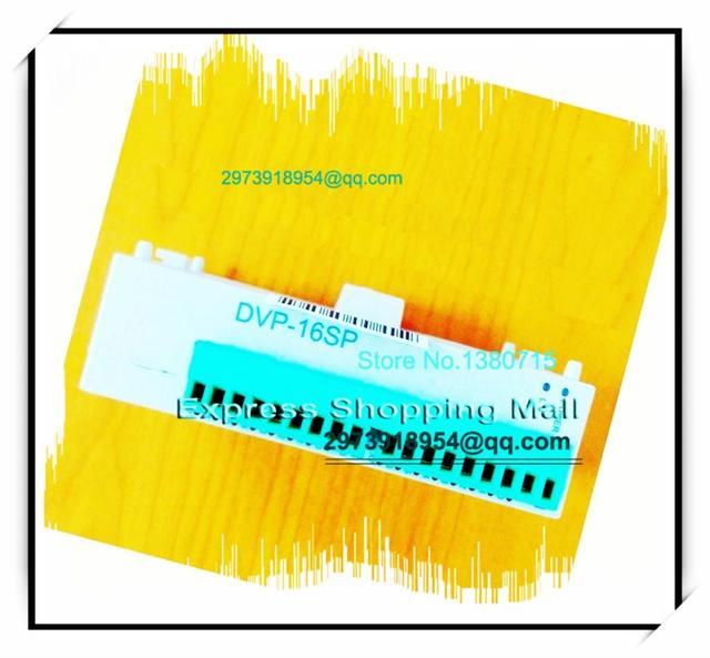Original novo Módulo DC24V PLC 8DI 8DO transistor DVP16SP11T
