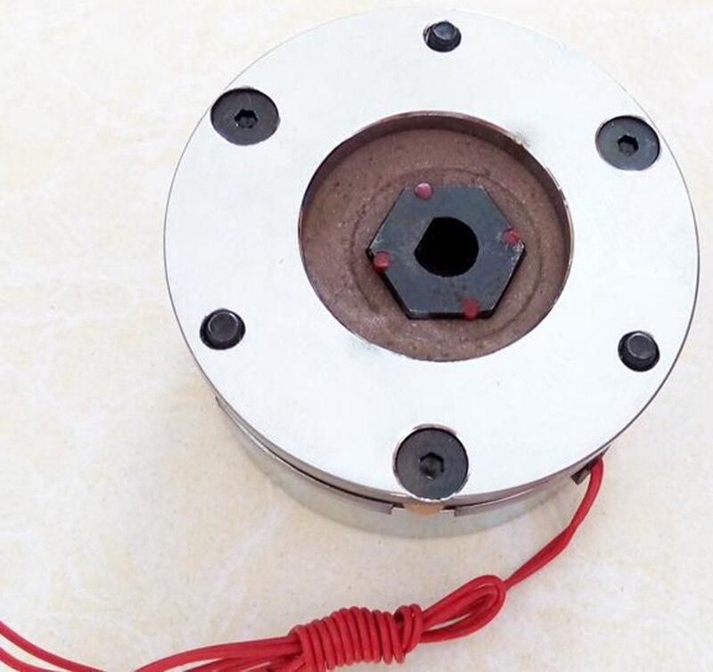 Micro-puissance électromagnétique frein solénoïde frein fourche empileur puissance moteur pas à pas frein évalué torque2