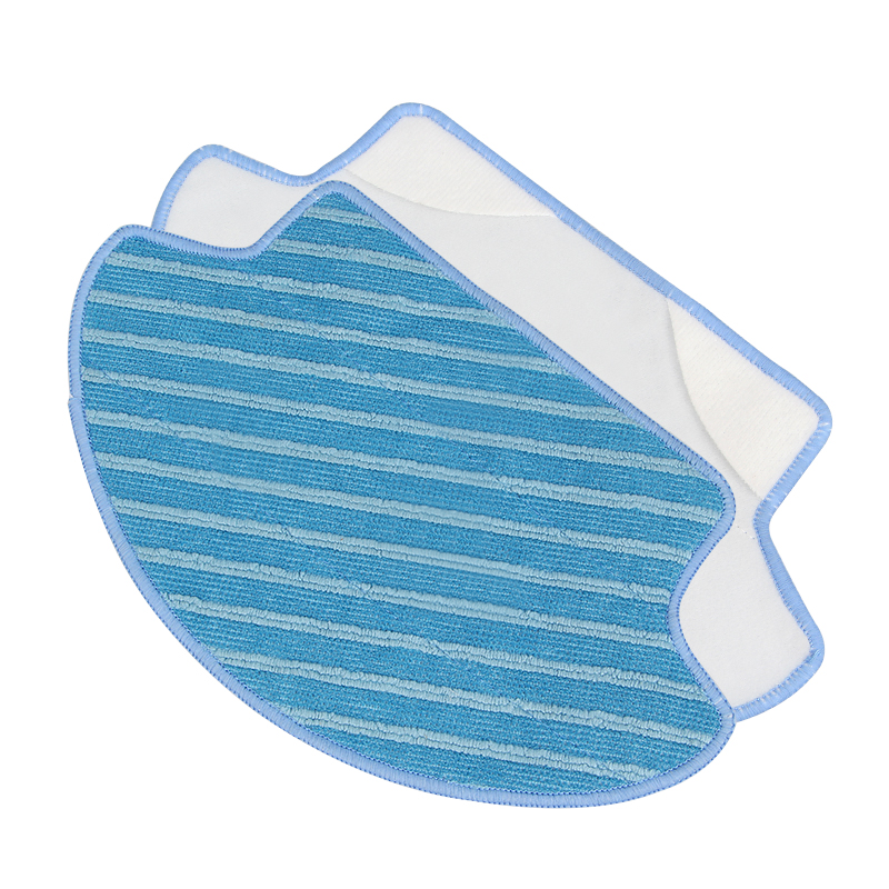 Replacement 269*157*187 mm Blue Cleaning Fiber Cloth to Cleaning Floor for for DG710 Robot Vacuum Cleaner палатка kingcamp bari fiber 6 blue