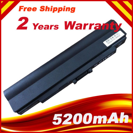 UM09E36 UM09E78 Laptop Battery For Acer Aspire One 521 752 1410 1810 1810T 1810TZ UM09E31 UM09E71 For Ferrari One 200