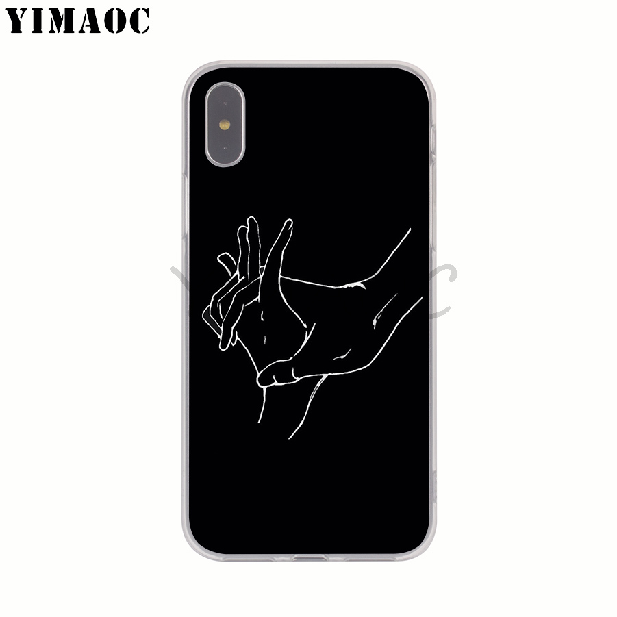 YIMAOC Basketball Star Lebron James Logo Soft Silicone Phone Case for Apple iPhone XS Max XR X 8 7 6S Plus 5S SE TPU Cover