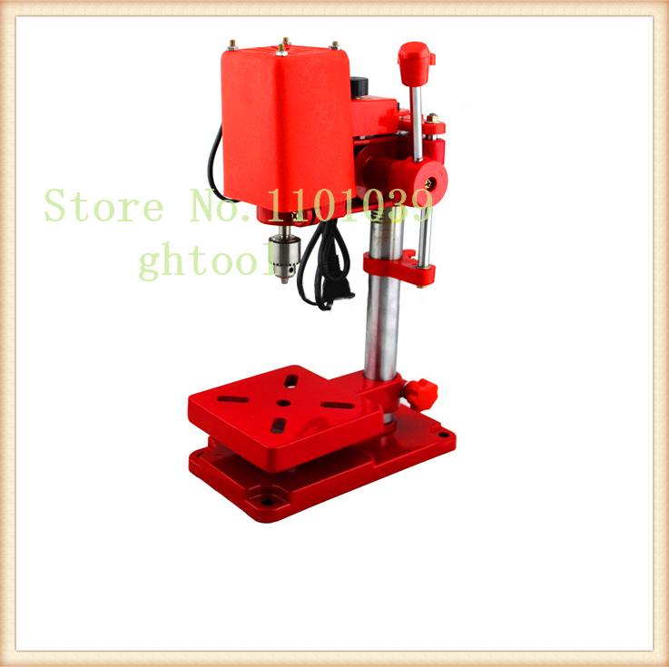 все цены на Free Shipping 340W 16000 r/min Jewelry Tools in China Big Power Mini Drill Press Power Tools jewelery tools