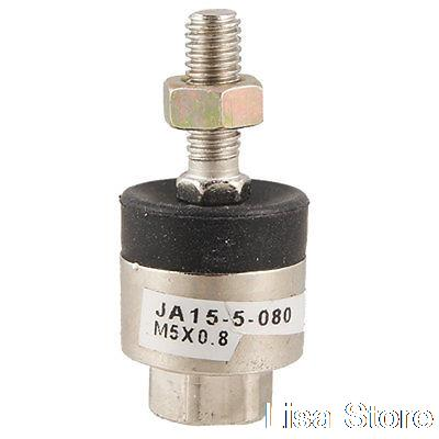 Pneumatic Cylinder Floating Joint Adapter JA15-5-080 m8x1 25mm pneumatic air cylinder floating joint connector