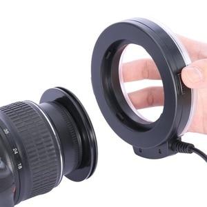 Image 3 - Mcoplus MP MRF32 Macro Ring Flash Light für Nikon Kamera D3100 D7100 D7000 D5500 D5200 D5100 D5300 D3200 D3300 D3400 als FC 100