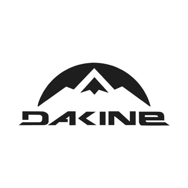14.5cm*6.1cm Creative Personality Fashion  DAKINE Vinyl Car Styling Stickers C5-0077 dsu red goose stickers fashion personality creative 3d stereo poqiang effect wall stickers landscape painting