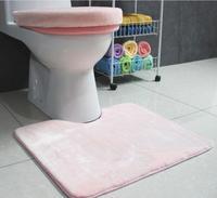 Fyjafon wc set vasino Spessore Super soft toilet seat cover Caldo Inverno Vicino Sgabello Cuscino Stuoia