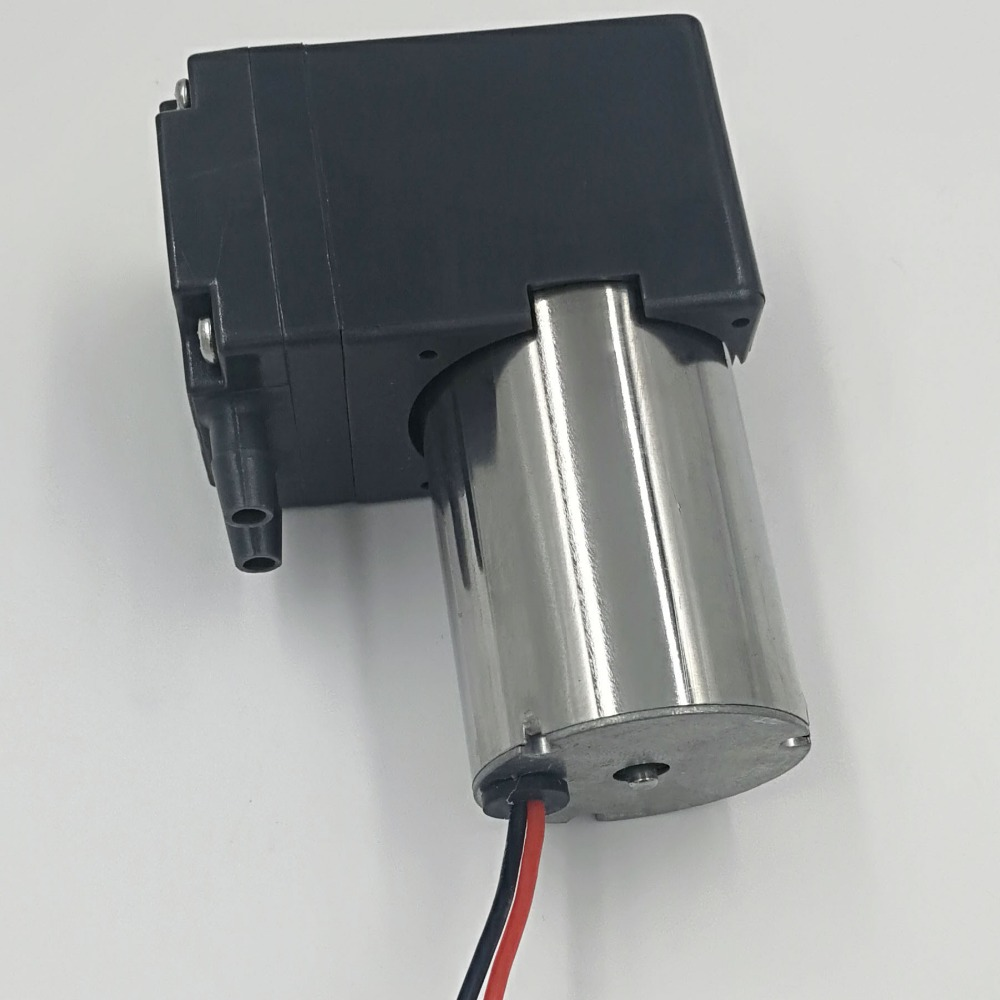 16L/M electric 12V dc brushless motor diaphragm vacuum air pump 8l m 170kpa pressure electric diaphragm brushless dc massage equipment pump
