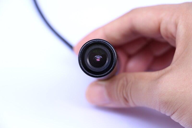 3RD Wired Impermeabile Mini CCTV Macchina Fotografica Dell'endoscopio Con Lampade A LED A Basso Lux Visione Notturna 90Deg Vista 1000TVL di Sorveglianza di Sicurezza - 3