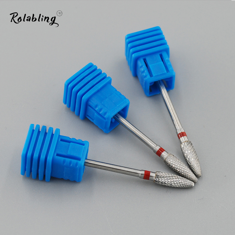 ФОТО Multifunction Alloy Nail Drill Bit For Nail Art Machine Manicure Equipment Suitable for Various Purposes Beauty Salon Tools