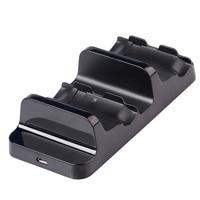 Dual-ladestation Spiel Controller Ladestation mit 2 Batterie für Xbox One Wireless Controller