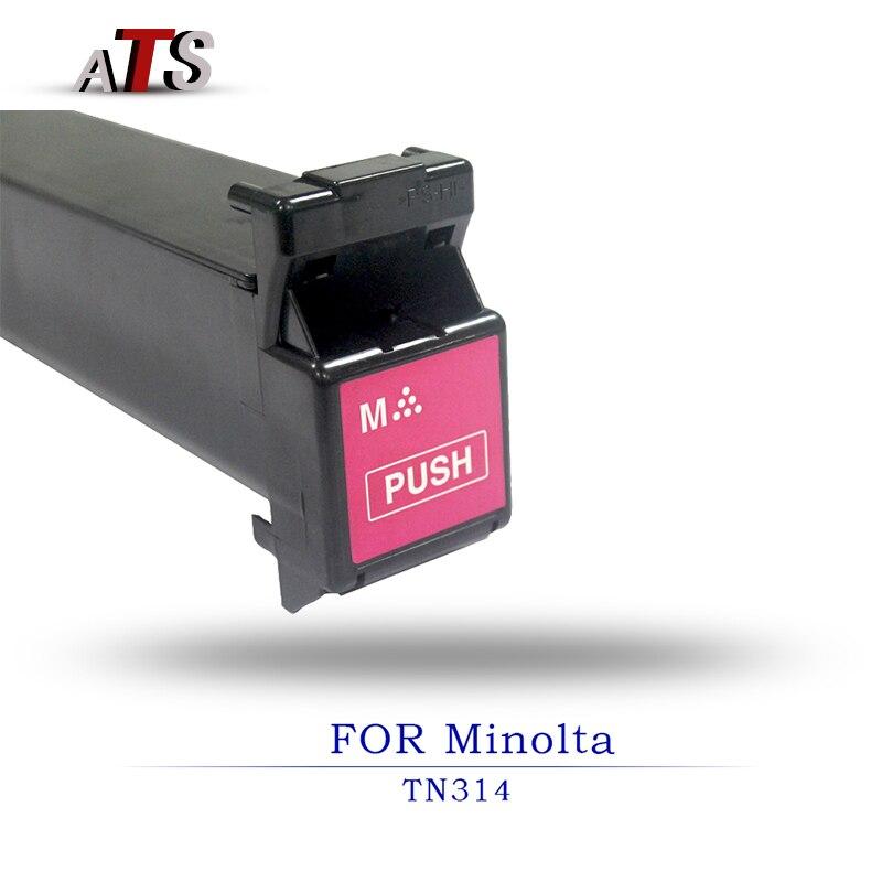 Konica Minolta TN314 Bizhub BHC 353 253 203 200 210 7721 7720 Kopiya - Ofis elektronikası - Fotoqrafiya 4
