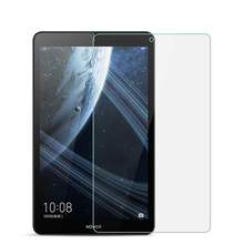 Screen Protector For Huawei Honor Tab 5 8.0 Tempered Glass for Huawei Honor Tab5 8.0 inch Protective Film Glass Guard protective tempered glass screen guard membrane for huawei honor 6 transparent