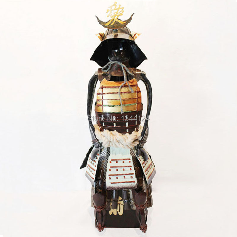 Lowe craft antique japanese armor sengoku samurai for Armor decoration