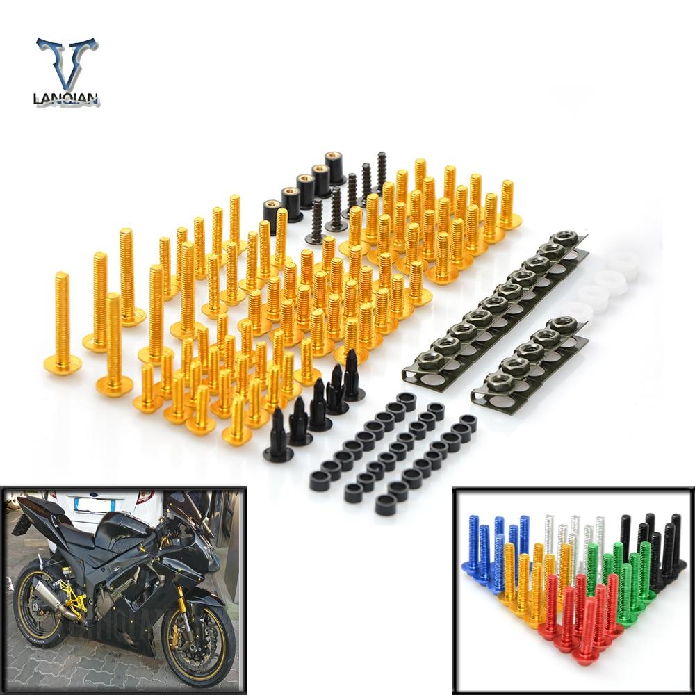 Motorcycle Accessories Fairing windshield Body Work Bolts Nuts Screw For KTM 200 250 390 690 990 Duke RC SMC/SMCR Enduro R