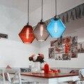 Nordic Edison Lampe Luz Pingente de Loft Estilo Industrial Do Vintage Lâmpada Luminárias De Vidro Abajur Luzes Penduradas Lamparas