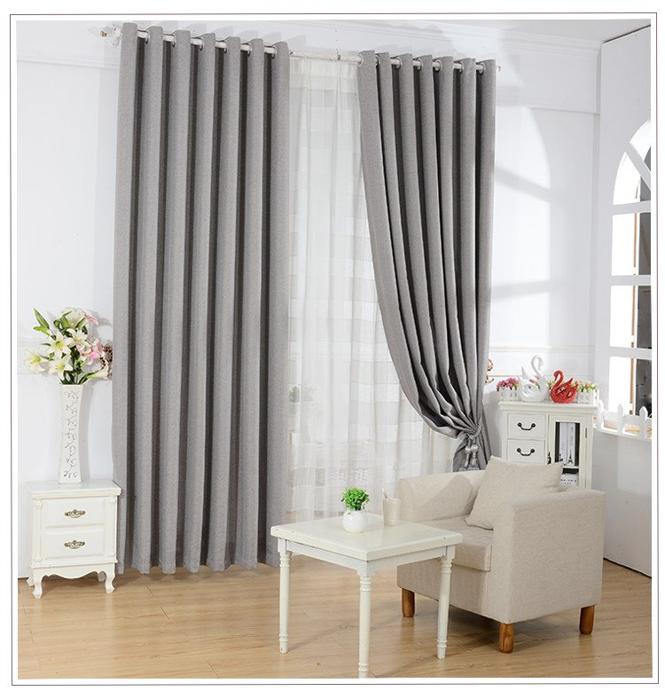 Roman Blinds Or Curtains In Bedroom