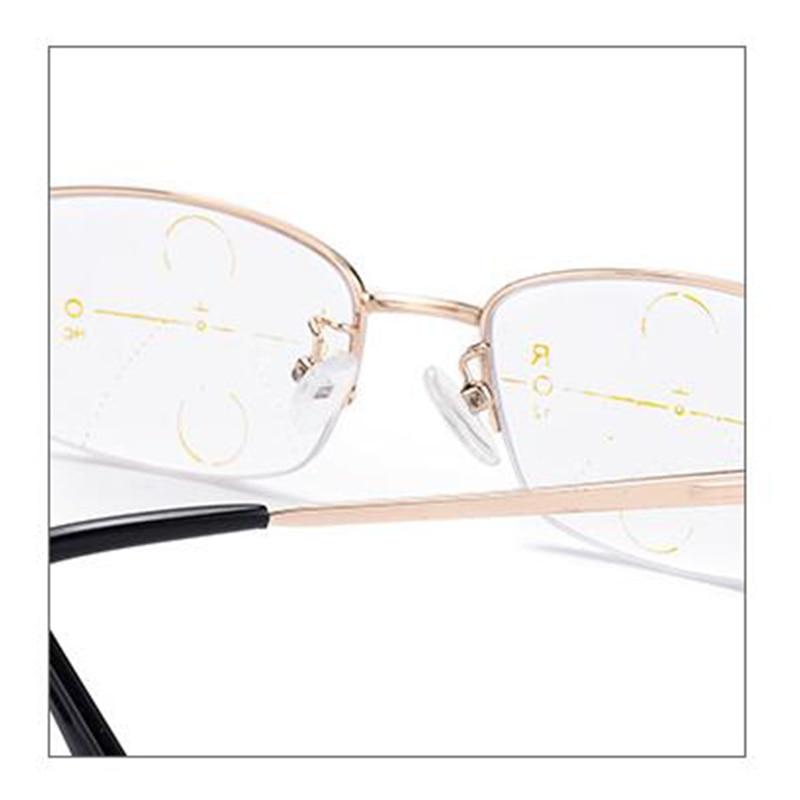 290b5b8786 Iboode lupa gafas de maquillaje gafas de lectura de las mujeres plegables  gafas cosméticos General espectáculo