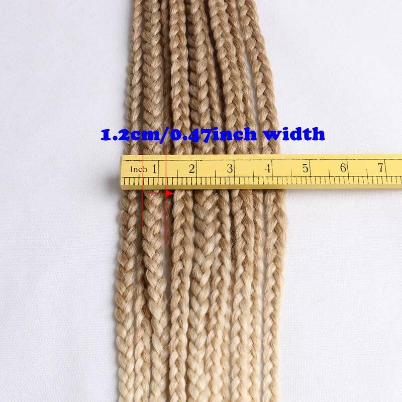 Crochet Syntheic Braids 6pcs/lot