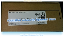 DOP B03S211 обновлён до DOP 103BQ , DOP B03S210 Дельта новый оригинальный HMI 4,3 дюймов Панель