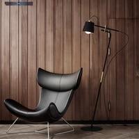 BOCHSBC Creative Design Adjustable Floor Lights Standing Lamp for Bedroom Villa Living Room Study Modern Metal Lampara