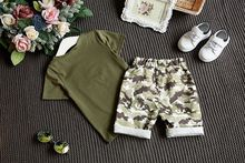 2pcs Camouflage Clothing Suits