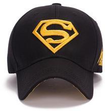 2017 nueva moda Superman Snap back SnapBack CAPS sombrero súper hombre  gorras ajustable gorras casual béisbol para hombres Mujer. c64753a0eb1