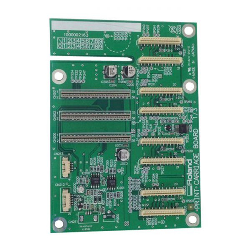 Roland VP-300 / VP-540 Print Carriage Board вокальный процессор roland vp 03