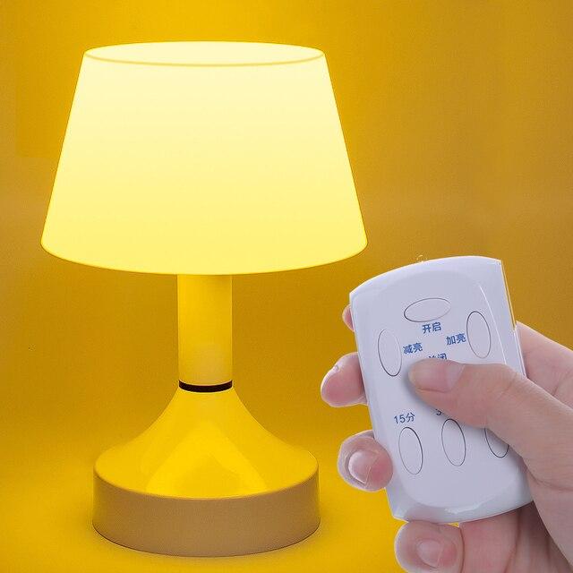 Modern Creative Charging Night Light Wireless Usb LED Desk Lamp Living Room Bedroom Bedside Lamps