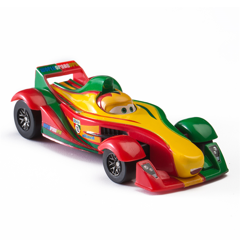 Disney Pixar Cars 2 3 Role Rip Clutchgoneski Lightning Mcqueen Jackson Stormmater 1:55 Diecast Metal Alloy Model Car Toy Gifts