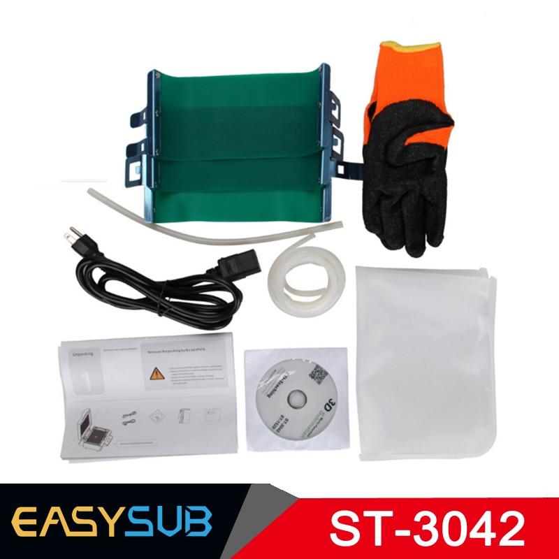 ST 3042 3D Sublimation imprimante 3D vide presse à chaud transfert Machine impression pour coques de téléphone tasses plaques lunettes - 6