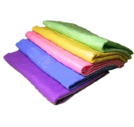 compressed PVA chamois Magic towel tissue hair drying car cleaning bath make-up baby care travel Size 43*32cm wholesale whcn