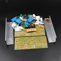 Capa jlh2003 classe um kit amplificador de potência single-ended (2 canais) 10w + 10w