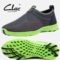 Clax 2016 Summer Casual Shoes Men Walking Shoe Super Light Breathable Mesh Beach Water Shoes Unisex Trainer Fashion