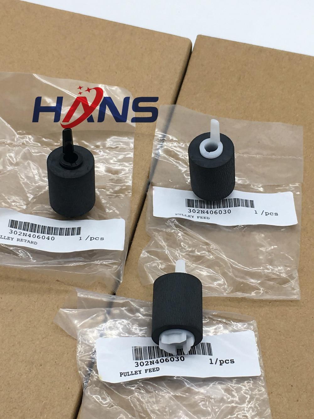 302N406030 302N406040 Pickup Feed Roller Kyocera 4501i 5501i 6501i 8001i 4551ci