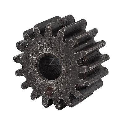 Gray 8mm x 28mm x 15mm Module 1.5 17 Teeth Metal Straight Spur Gear Wheel märklin katalog spur z